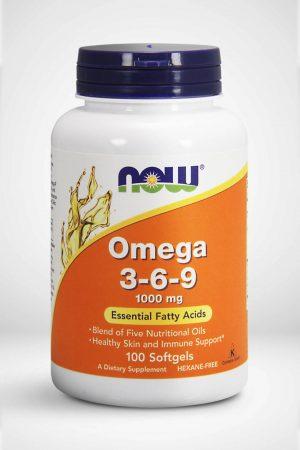 Omega 369 vitamíny nakupzdrave