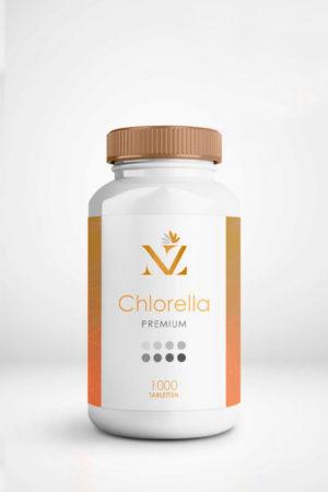 Chlorella trávení nakupzdrave