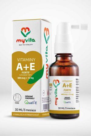 Vitamíny A+E